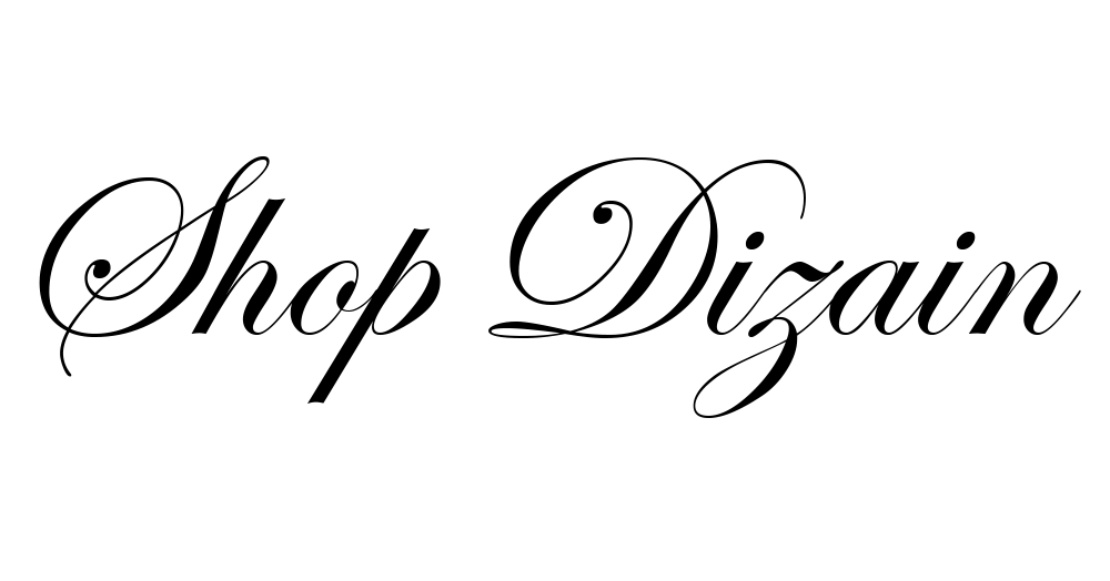 Логотип Shop dizain